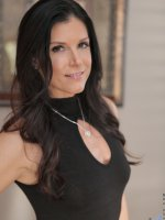 India Summer - Small Boobs, Puffy Nipples, Landing Strip Pussy, Brunette, Long hair, Hardcore, Tan, High He
