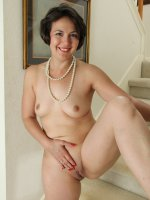 Carlita Johnson - Elegant 33 year old Carlita Jonson sposes her sweetness in here