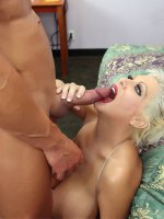 Claudia Marie Fucked And Cumshot By Italian BodyBuilder - Italian bodybuilder works Claudia Marie's