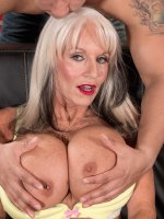Sally D'Angelo	Anal,  Blowjob,  Cumshot,  Mature	Finally 60,  Finally Ass-fucked