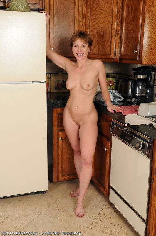 Mature women kitchen thank
