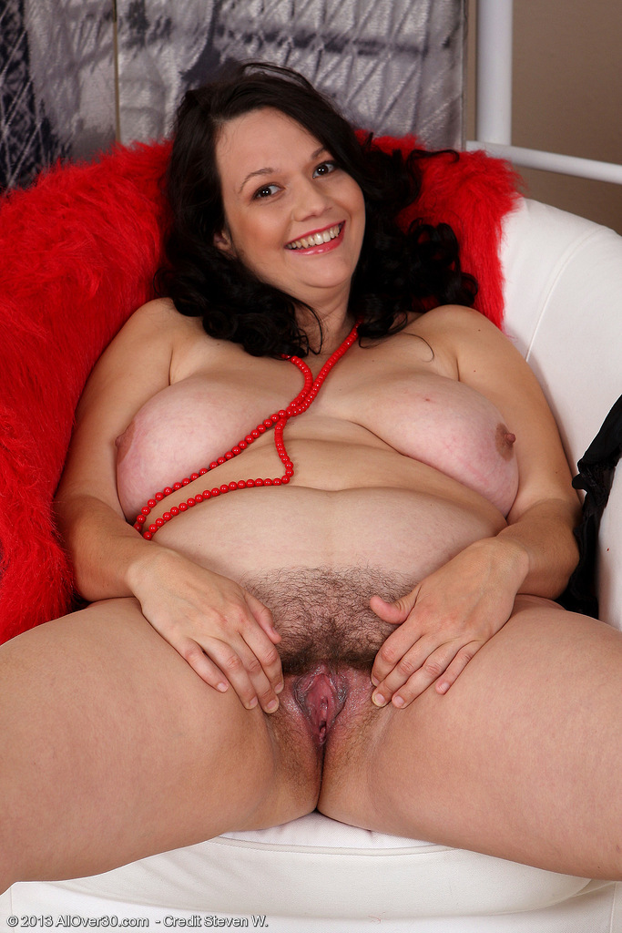 Hairy Asian Milf Creampie