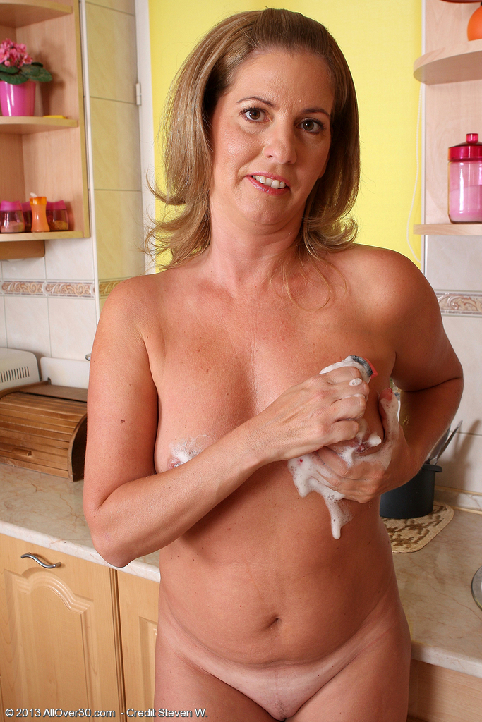 Big titted soccer mom gets her mature pussy pounded 2