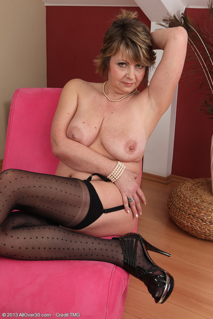 Donna Marie 53 Yo With Her Young Lover - vPorncom