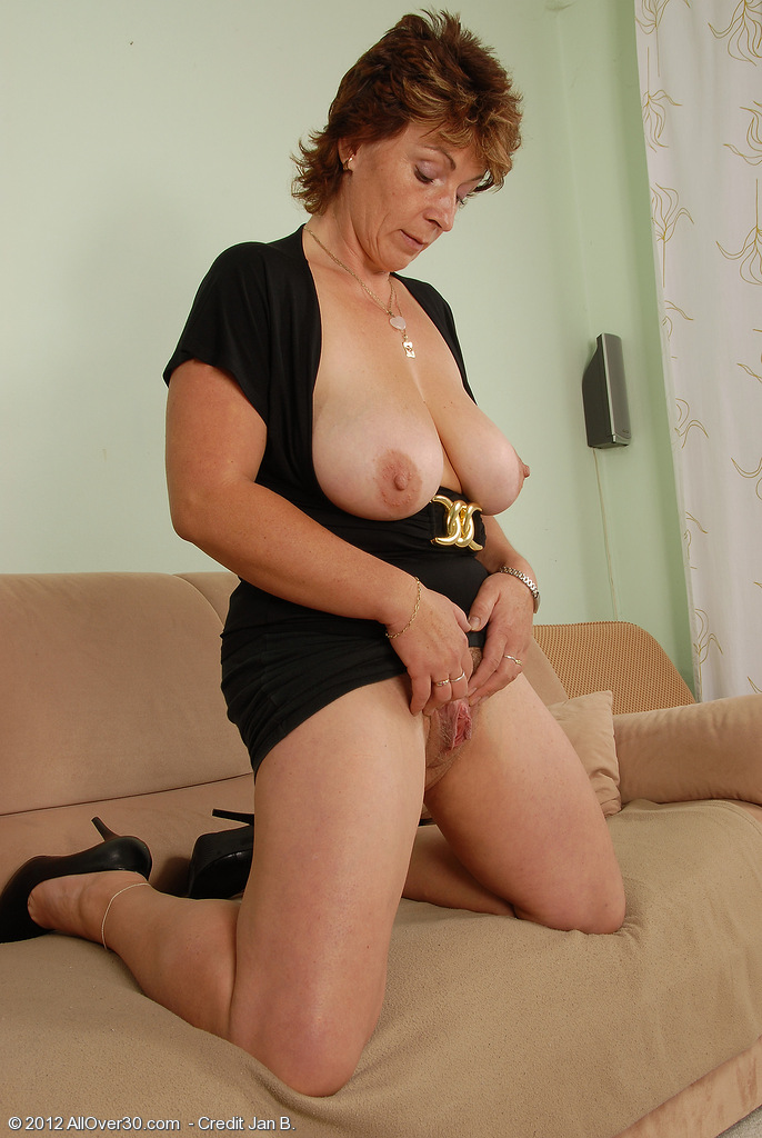 With moms older galleries hairy