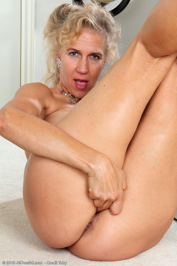 Sexy amateur milf