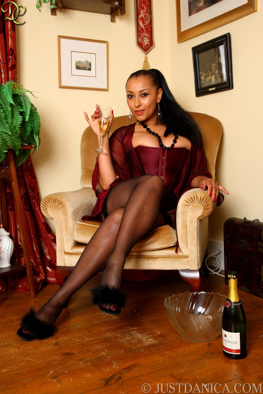 Danica collins big titted mama shows her toes for Danica collins