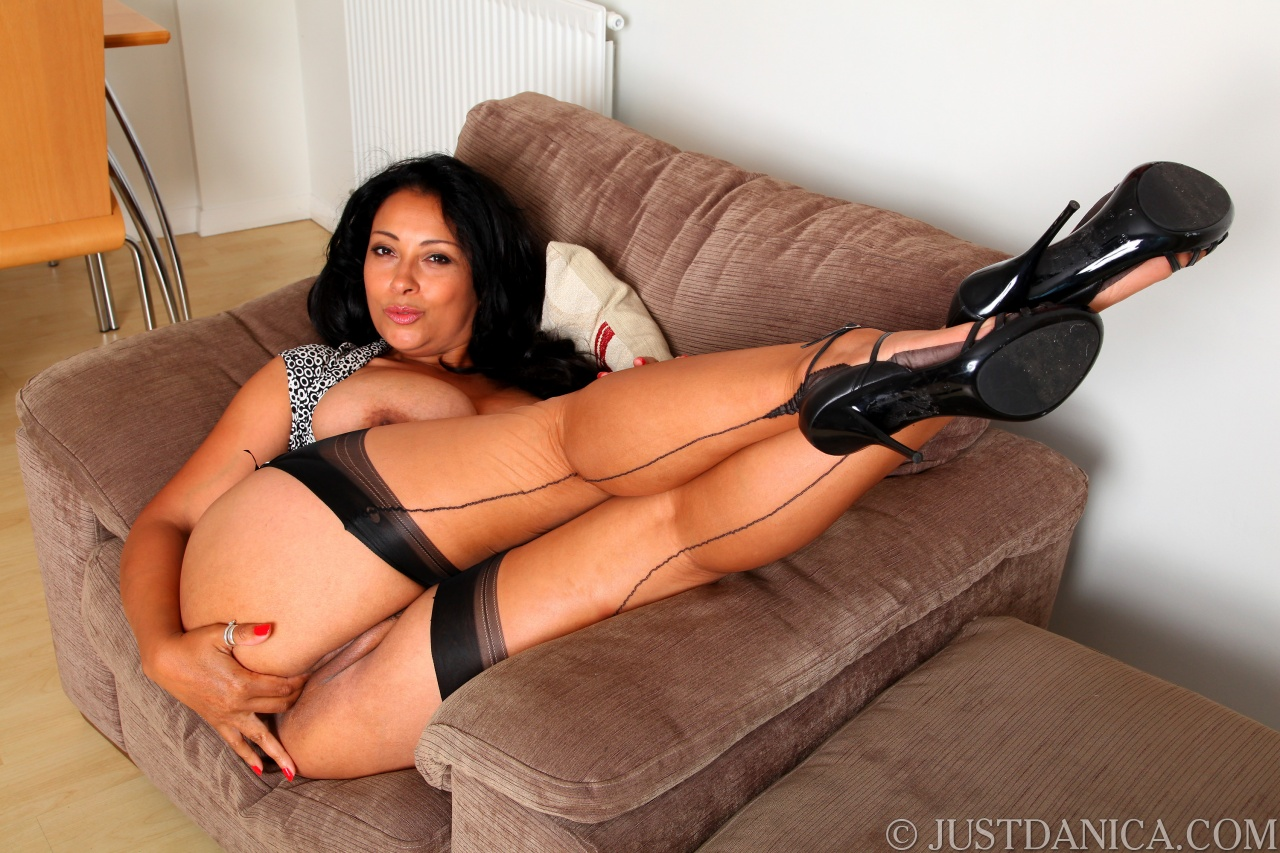 Free milf in stockings porn