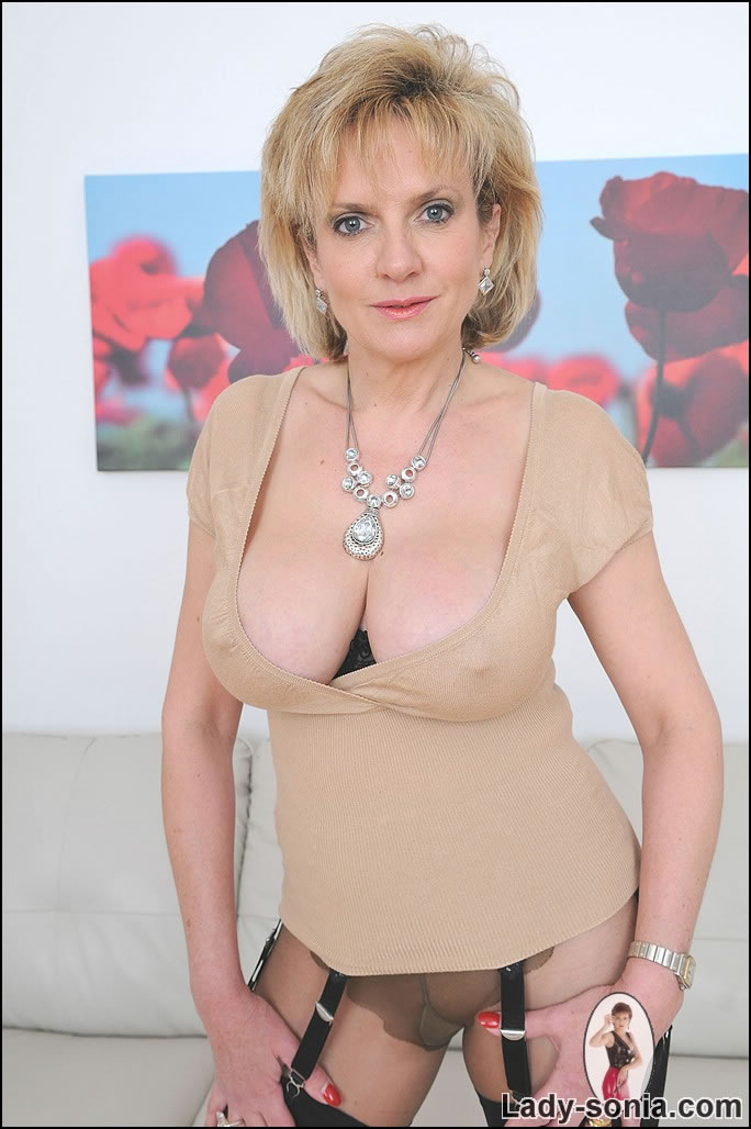 With Lady sonia mature tits final