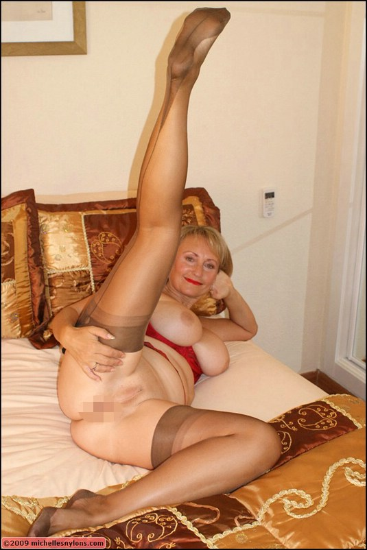 Valuable piece Naked hot mom stockings opinion