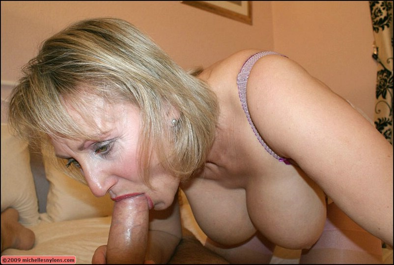 Good information pantyhose cock blowjob