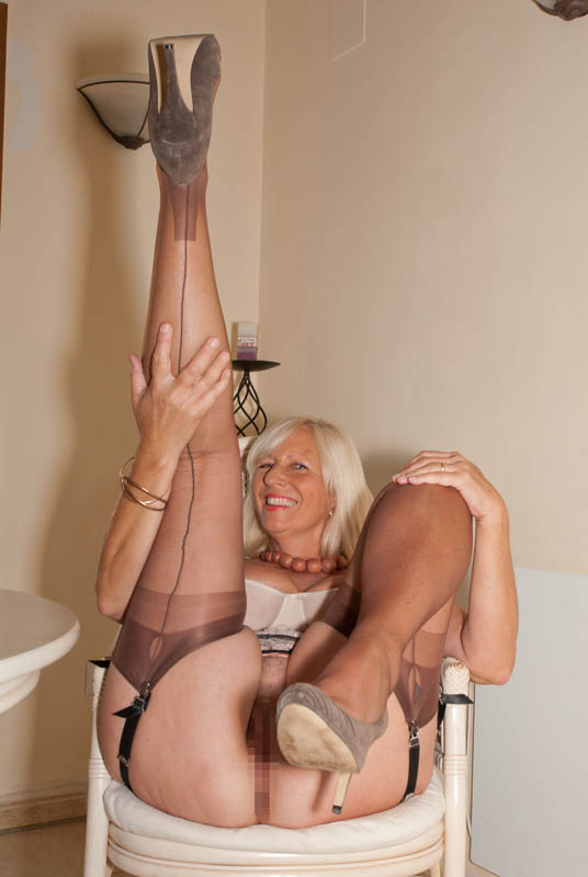 Mature ass stockings - Yoloster.Com