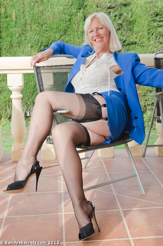 Think, that sandys secrets nylons You have