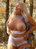 Adonna, Mature, Granny, Big Tits, United States