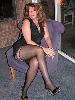 Devlynn was much hotter than the fireplace she was sitting by Add to that a hot pair of CFM heels and some devilish imagination and things tend to get