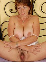 ass big tits brunette close up doggy style hairy pussy milf