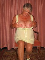 GirdleGoddess, Mature, Granny, BBW/Curvy, Big Tits, United States, Hairy, Lingerie, High Heels, Stockings, Pantyhose, Sex Toys