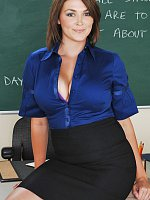 Charlie James	Professor Charlie James is beginning her career. On her first day, her first student w