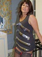 The Glitter Dress