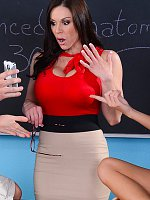 Whitney Westgate - Whitney Westgate and Clover find out a dark little secret about their teacher's,