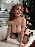 Marisa Carlo - Mature - Whore In The Bedroom