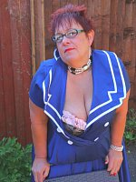 WarmSweetHoney - Cougar-Mature-MILF-BBW, Curvy-Big Tits-United Kingdom-Flashing-Striptease-Exhibitio